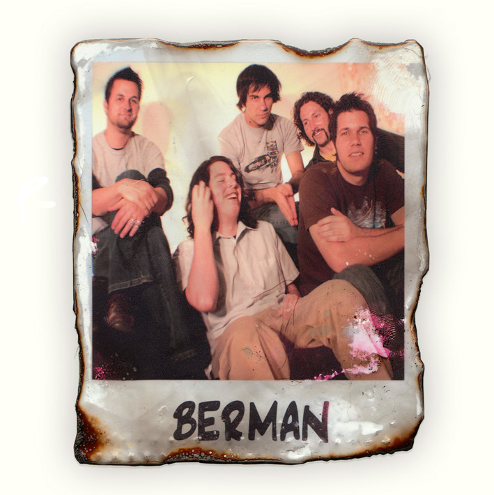 Berman Band Photo. Formed 2001, Defunct 2006